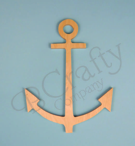 Wholesale Wooden Nautical Cutouts