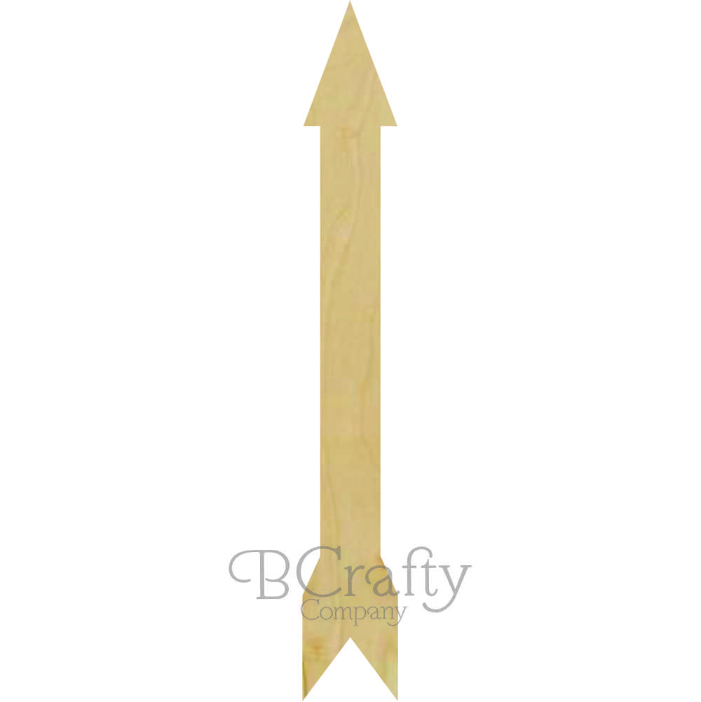Wholesale Wooden Arrow Shapes
