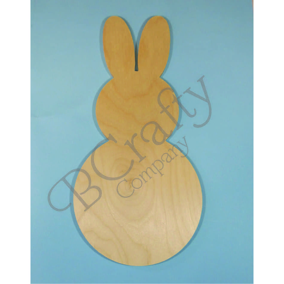 Wholesale Wooden Bunny and Easter Shapes