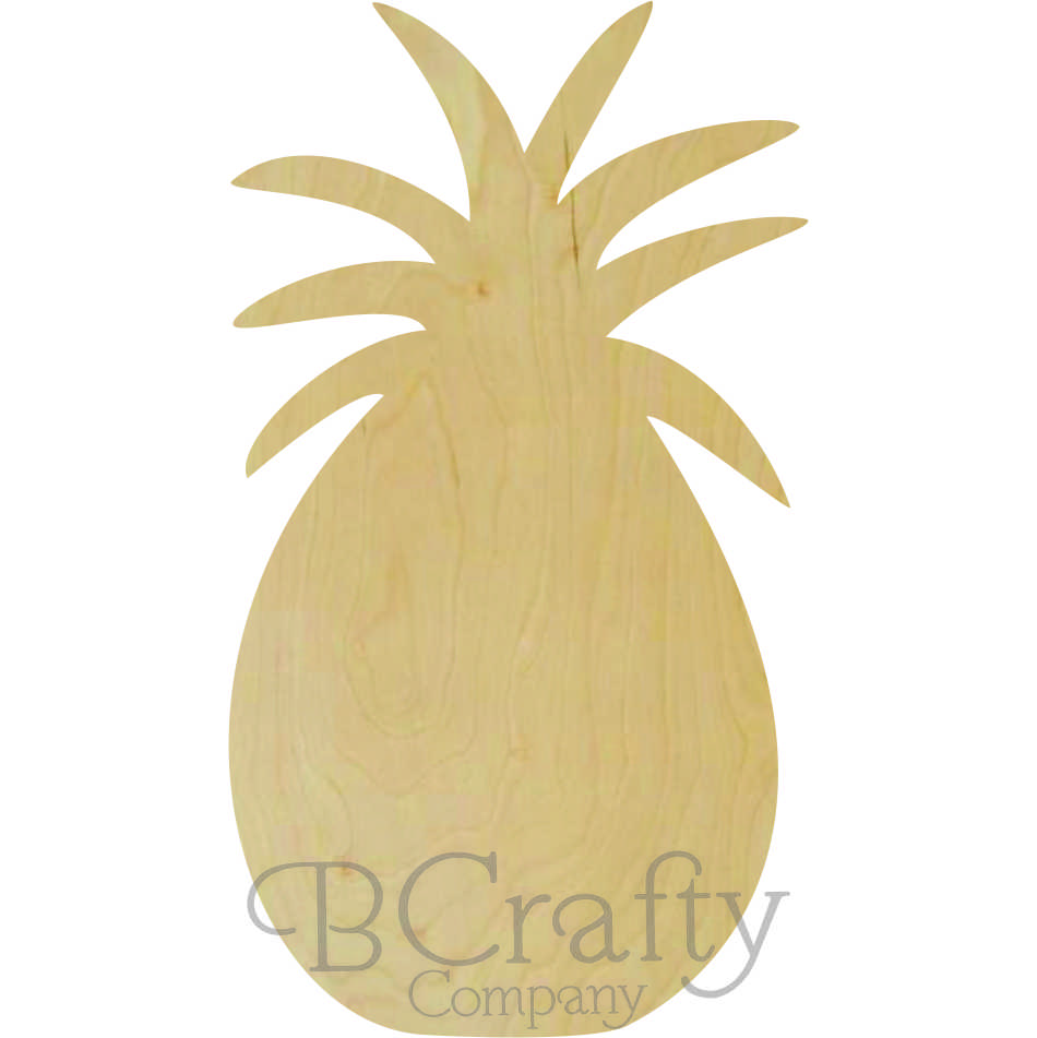 Wholesale Wooden Food Craft Shapes
