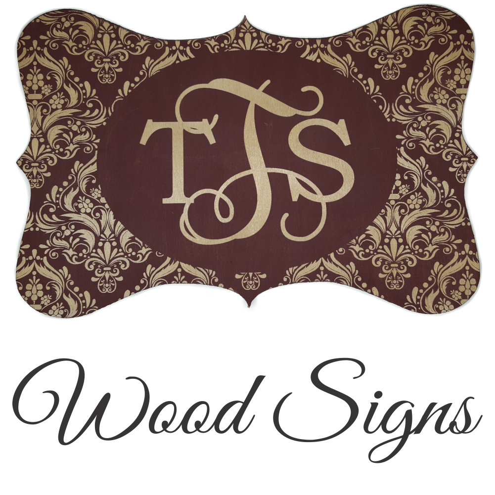 Wholesale Wooden Signs