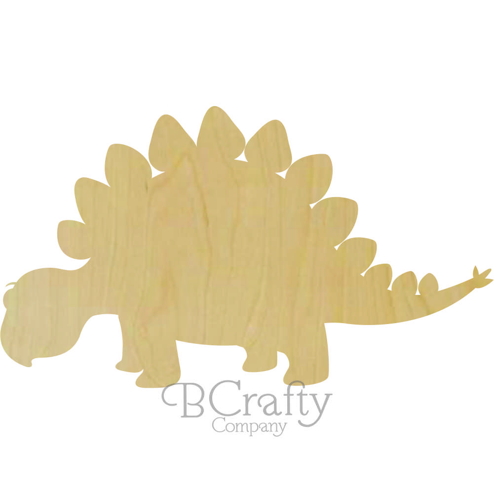 Wholesale Wooden Dinosaur Craft Shapes