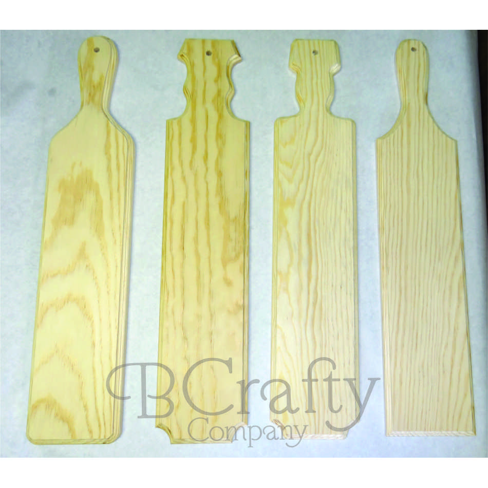 Wholesale Wooden Greek Paddles