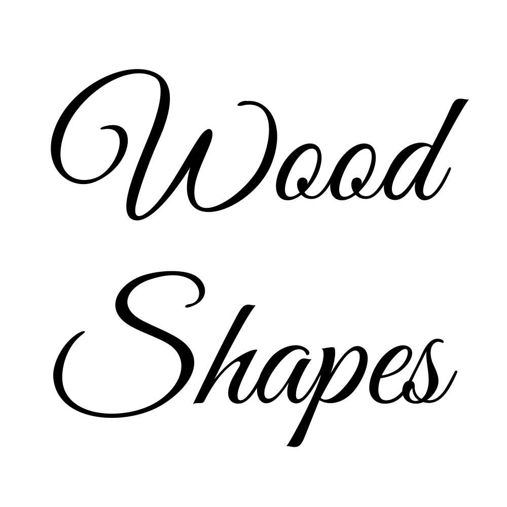 Wholesale Wood Shapes
